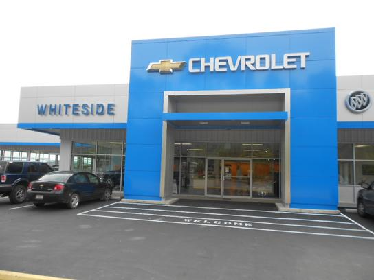 whiteside chevrolet buick cadillac gmc st clairsville oh 43950 8512 car dealership and auto. Black Bedroom Furniture Sets. Home Design Ideas