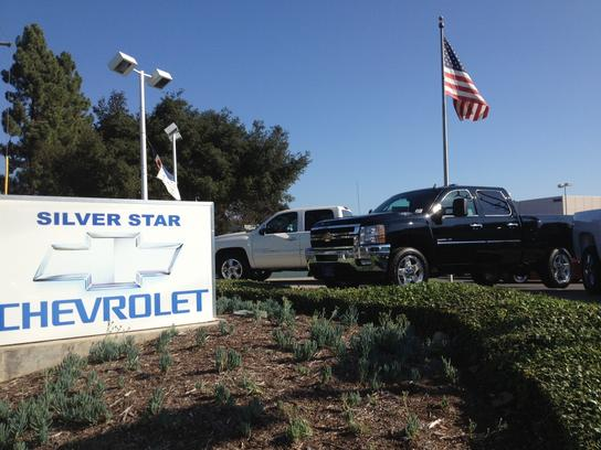 Silver Star Chevrolet A Chevrolet Dealer In Thousand Oaks