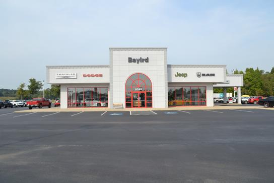 bayird dodge chrysler jeep ram car dealership in paragould