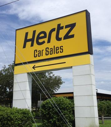 Hertz Car Sales Orlando