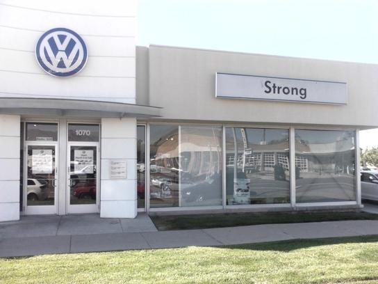 Strong Volkswagen Volkswagen Dealership In Salt Lake City