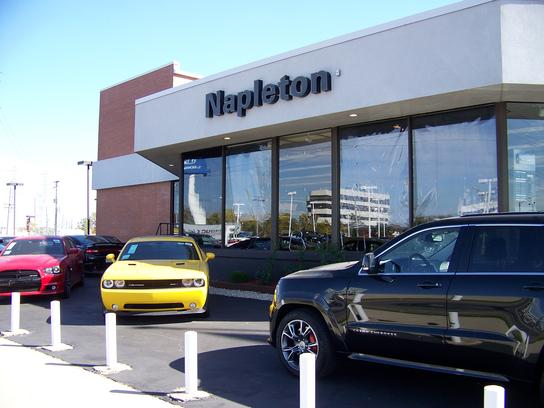 Napletons River Oaks Chrysler Jeep Dodge Lansing IL Car - Chrysler jeep dodge dealer
