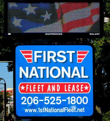 first national fleet and lease car dealership in seattle wa 98133 8033 kelley blue book. Black Bedroom Furniture Sets. Home Design Ideas