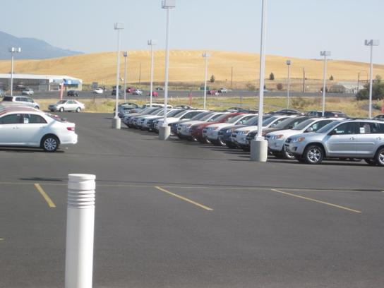 Used Car Dealers In Pullman Wa