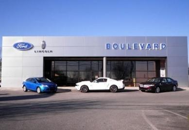 Boulevard Ford Lincoln