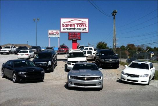 Car Dealerships In Chattanooga Tn >> Super Toys : Chattanooga, TN 37421-1600 Car Dealership, and Auto Financing - Autotrader