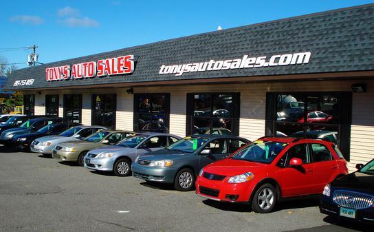 tony 39 s auto sales car dealership in waterbury ct 06706 kelley blue book. Black Bedroom Furniture Sets. Home Design Ideas