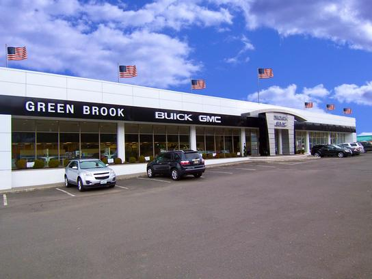 Remodeled Showroom - Green Brook Buick GMC