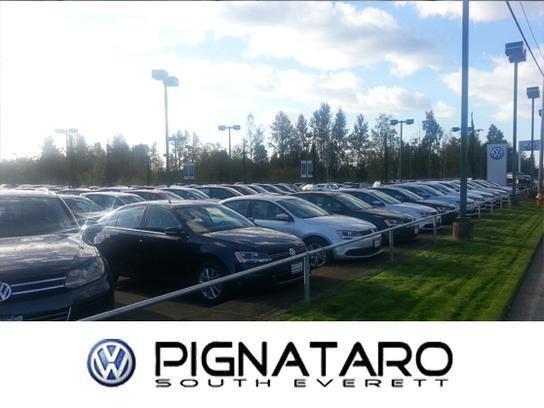 pignataro volkswagen everett wa  car dealership  auto financing autotrader