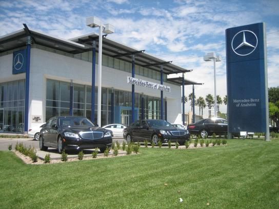 Mercedes-Benz of Anaheim a Caliber Motors Co.