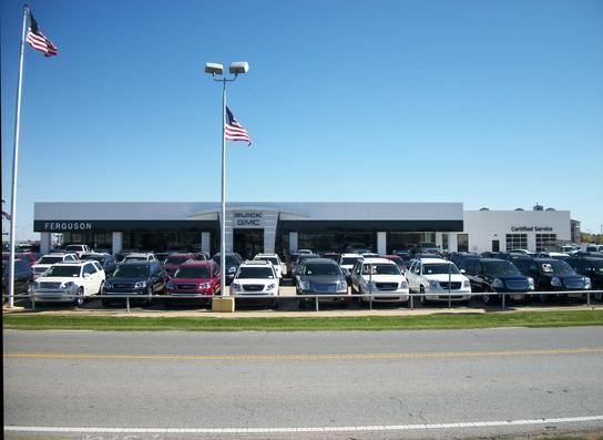 Car Dealerships In Norman Ok >> Ferguson Buick GMC car dealership in Norman, OK 73069 ...