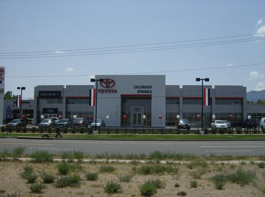 Larry H Miller Toyota Of Colorado Springs Colorado Springs Co 80905 Car Dealership And Auto