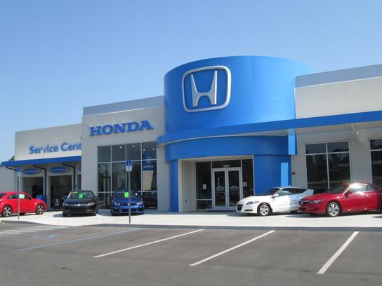 Honda of bay county springfield fl 32404 car dealership for Honda dealer springfield
