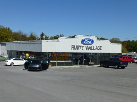 Rusty Wallace Ford Dandridge Tn 37725 Car Dealership