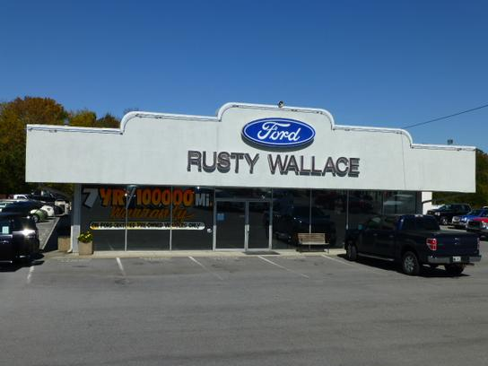 Rusty Wallace Ford 1
