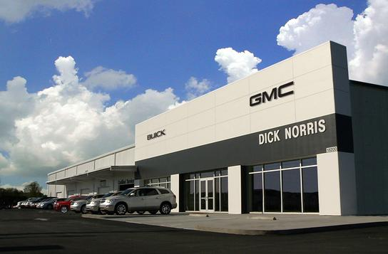 Dick Norris Gmc >> Dick Norris Buick GMC - Clearwater : Clearwater, FL 33764 Car Dealership, and Auto Financing ...