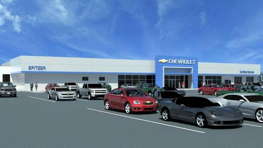 Spitzer Chevrolet Northfield 1
