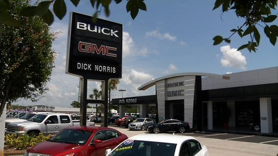 Dick norris buick dealer phone