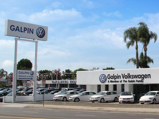 Galpin Volkswagen : NORTH HILLS, CA 91343 Car Dealership, and Auto
