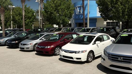 Crown Honda Pinellas Park Fl 33781 2750 Car Dealership