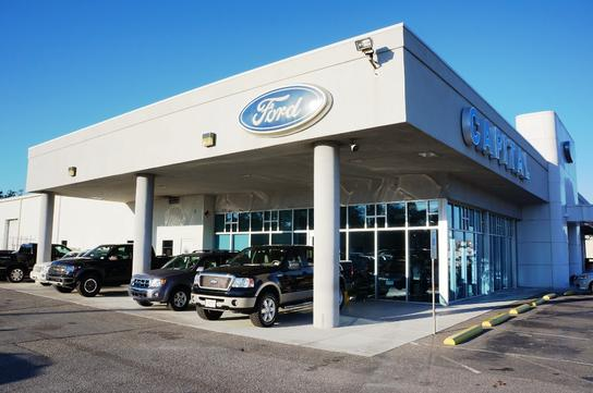 ford dealership in wilmington nc capital ford lincoln of. Black Bedroom Furniture Sets. Home Design Ideas