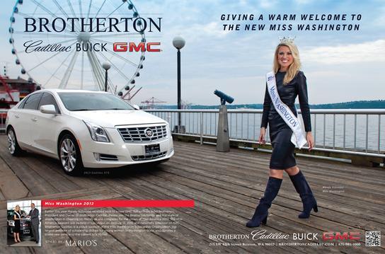 Brotherton Cadillac Buick GMC : RENTON, WA 98055 Car