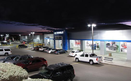 Rudolph Chevrolet : EL PASO, TX 79932-1158 Car Dealership ...