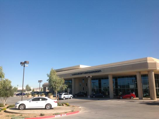 lexus of henderson nv car dealership in henderson, nv 89011 - kelley