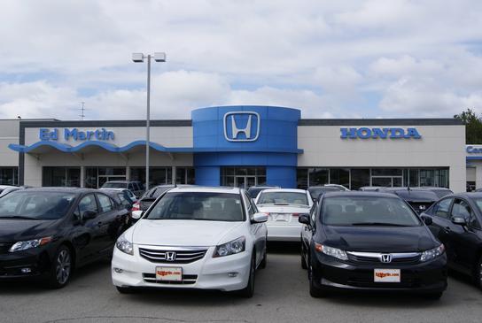 Ed martin honda car dealership in indianapolis in 46219 for Martin honda used cars