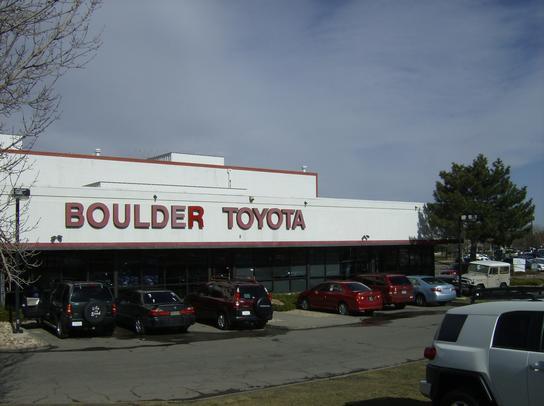 Larry H Miller Toyota Boulder Car Dealership In Boulder
