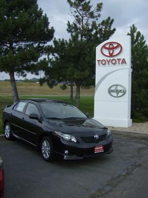 Rental Cars Boulder Toyota