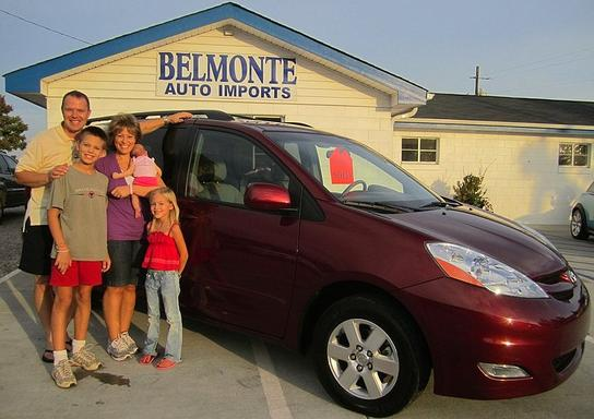 Belmonte Car Sales