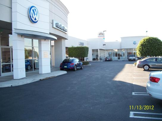 Volkswagen of Garden Grove Garden Grove CA 92843 Car Dealership