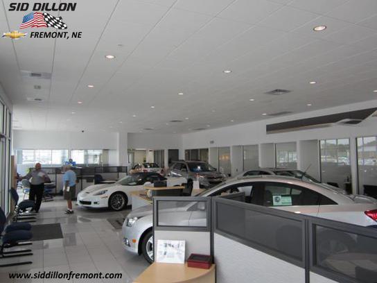 Sid Dillon Fremont Ne >> Sid Dillon Chevrolet Fremont : Fremont, NE 68025 Car ...