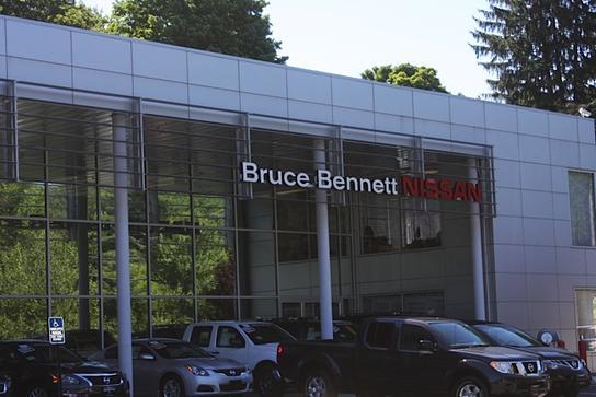 Bruce Bennett Nissan Wilton Ct 06897 4808 Car
