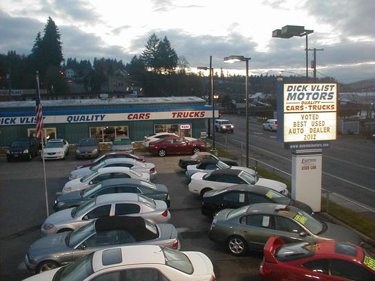 Dick Vlist Motors, Inc. Visit Dealer Website. 514 Bay Street Port Orchard  ...