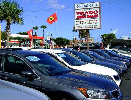 Prado Car Sales Miami