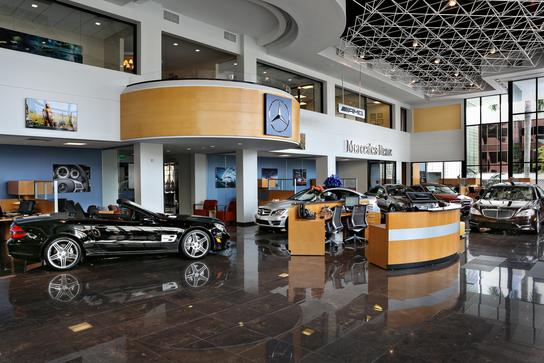 Mercedes benz of coral gables a bill ussery motors company for Mercedes benz dealers in florida