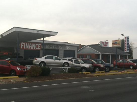 Colonial Motors Inc Car Dealership In Smyrna De 19977