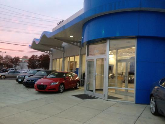 Used Cars West Street Annapolis Md