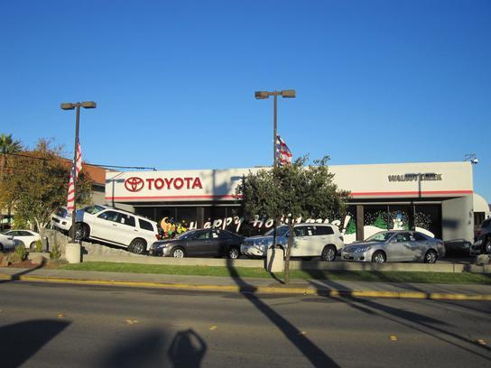 Walnut Creek Toyota Ratings Or Reviews