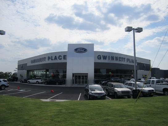 gwinnett place ford car dealership in duluth ga 30096 kelley blue book. Black Bedroom Furniture Sets. Home Design Ideas