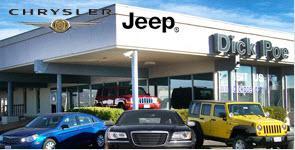 dick poe chrysler jeep el paso tx 79925 car dealership and auto financing autotrader. Black Bedroom Furniture Sets. Home Design Ideas