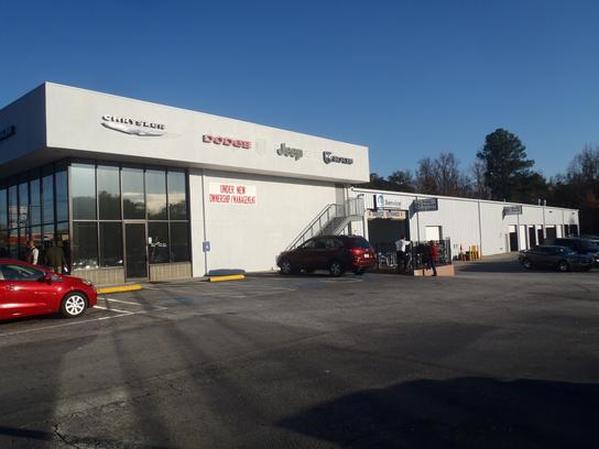 Gwinnett Chrysler Dodge Jeep Ram 3