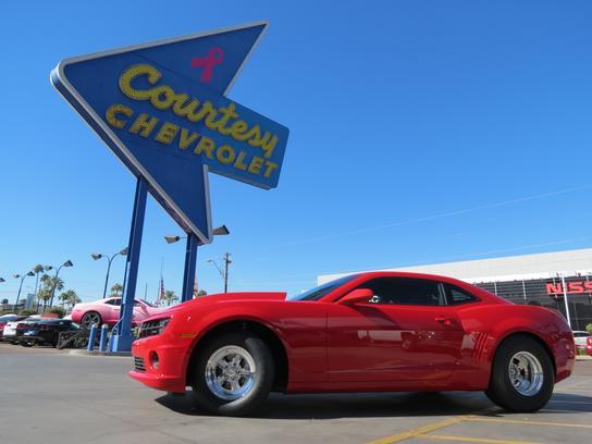 Courtesy Chevrolet AZ : Phoenix, AZ 85014 Car Dealership ...