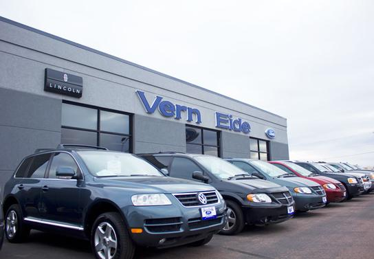 Vern Eide Ford >> Vern Eide Ford Lincoln : Mitchell, SD 57301 Car Dealership, and Auto Financing - Autotrader