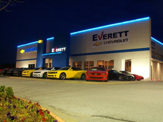 Everett Chevrolet Springdale Ar >> Everett Chevrolet : Springdale, AR 72762 Car Dealership ...