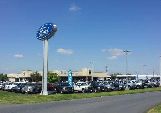 Stuart Powell Ford Lincoln Mazda Danville KY Car - Ford mazda dealership