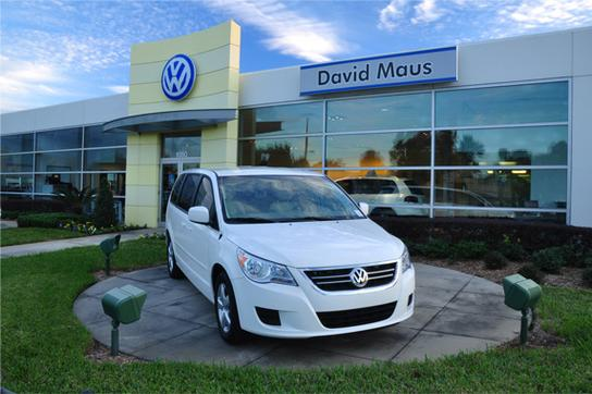 David Maus Vw North >> David Maus VW North car dealership in Orlando, FL 32810-5802 - Kelley Blue Book