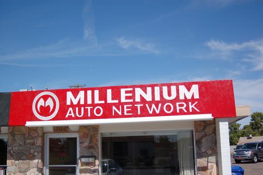 Millenium Auto Network Mesa Az 85203 Car Dealership